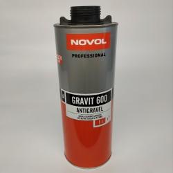 NOVOL GRAVIT 600 Антикоррозийное покрытие MS 1 л черный