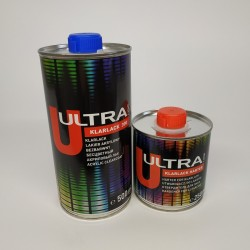 ULTRA LINE 300 Бесцветный акриловый лак 2+1 ( 0,5 л+0,25л)