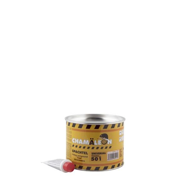 CHAMAELEON 501 шпатлевка полиэстровая универсальная 0,25 кг
