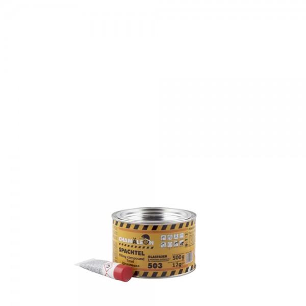 CHAMAELEON 503 шпатлевка полиэстровая со стекловолокном 0,515 кг